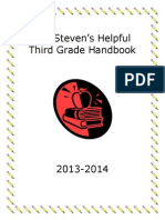 ms  stevens helpful handbook 2013