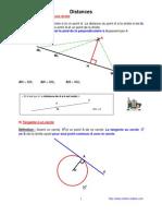 distances (4ème)