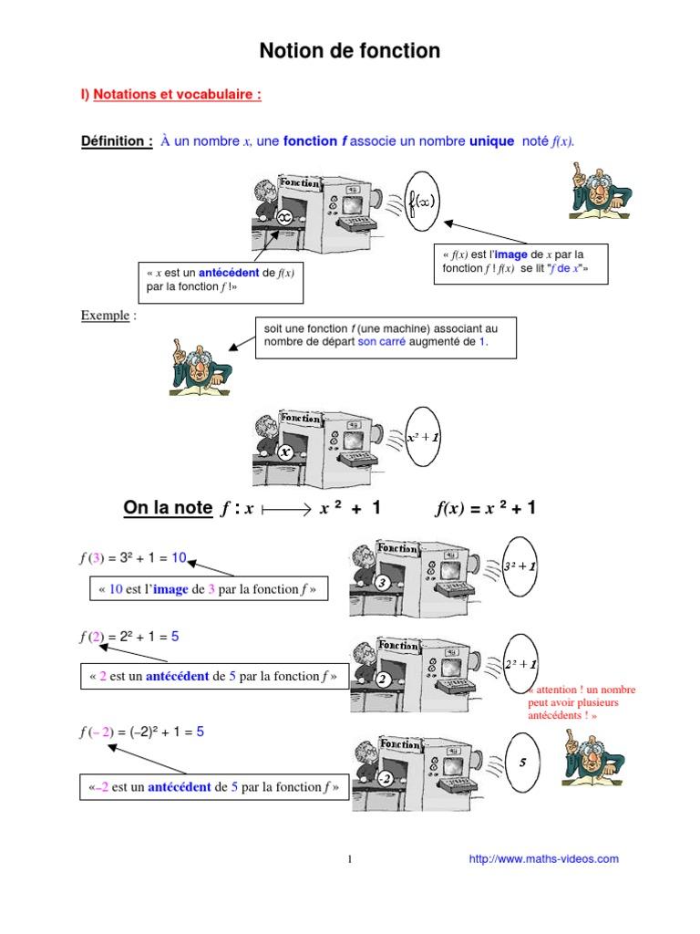 Voici un exercice de math que je ne comprend pas 3eme - 10 ...