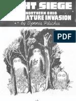 Night Siege The Ohio UFO Creature Invasion by Dennis Pilichis