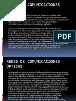 Redes de comunicaciones ópticas