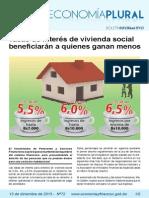Boletín Economía Plural N° 72