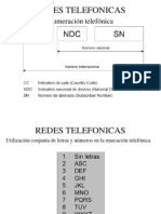 Redes Telefonicas
