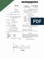 University of Alabama Patent for renewable energy
