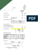 Cálculo de impulsion del cisterna a los tanques elevados