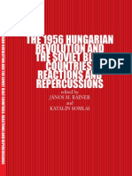 The 1956 Hungarian revolution and the Soviet bloc countries