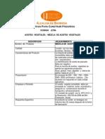 Ficha Tecnicas de Productos -Mayo -26-07