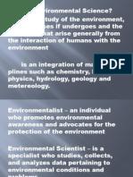 Envi Sci Introduction