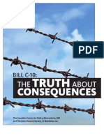 Bill C-10 - The Truth About Consequences