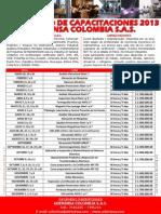 CALENDARIO ADEMINSA COLOMBIA S A S  2013.pdf