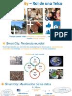 EL rol de las Telecomunicaciones en Smart Cities