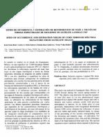 Soria Et Al 1999. Sitios de Ocurrencia y Estimacion de Rendimientos de Maiz a Traves de Firmas Espectrales