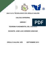 Calculo Integral I