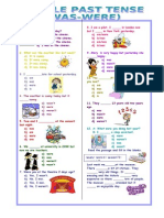 Islcollective Worksheets Elementary a1 Elementary School Reading Past Sim Mple Past Tense Was Were 96844f0c58b3c6d6e7 02369956