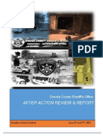 Deputy Kurt Wyman after-action report