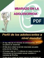 9na Clase Embarazo en La Adolescencia