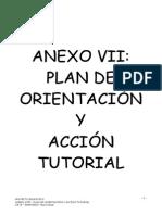 ANEXO VIII POAT (Plan de acción tutorial