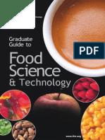 IFST Grad Guide e Zine