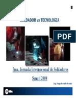 Soldador vs Tecnologia