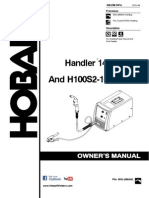 Hobart Handler 140 Manual 15165
