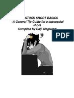 Homestuck Shoot Basics