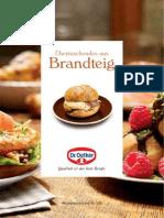 Oetker-Brandteig