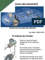 Sistema de Frenado Del Vehiculo