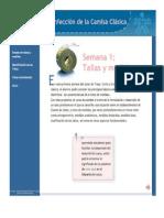 Unidad 1 - DocumentoTrazo, Corte y Confección Camisa