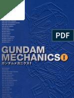 Artbook - Gundam Mechanics I