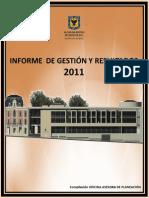 Logros y Resultados 2011