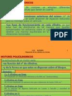 Motores - Arquitectura_disposicion de Los Cilindros