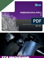 Feminicidio en el perú_ministerio público