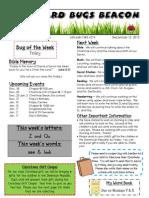 December 13 Newsletter