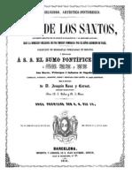 Vidas de Los Santos