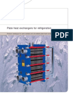 Plate Heat Exchangers for Refrigeration - Product Catalogue for Semi-Welded and All-Welded Plate Heat Exchangers (English)