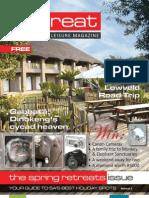Retreat, Issue 2, 2009