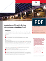 Affiliate Marketing Case Study - Macdonald Hotels