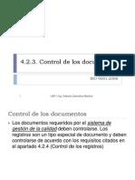 Control de Los Documentos(Sem02)