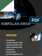 Kimpalan-Arka