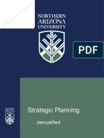 About Strategic Planning