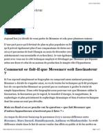 Messmer le fascinateur | Hypnosecret.pdf