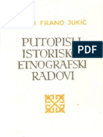 Ivan F. Jukic - Putopisi