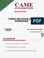 CAME.S2676.PR Como Motivar a Las Personas