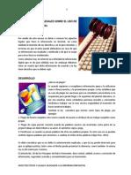 ASPECTOS ÉTICOS Y LEGALES SOBRE EL USO DE INFORMACIÓN DIGITAL