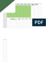 Purchase Analysis Spreadsheet
