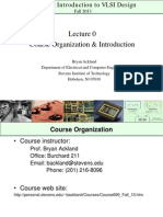 Lecture 0 - CpE 690 Introduction to VLSI Design