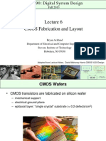 Lecture 6 - CpE 690 Introduction to VLSI Design