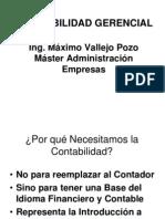 CURSO CONTABILIDAD GERENCIAL 2013-3