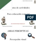 Programa de Actividades Para Educacion Especial Orientacion Andujar[1]