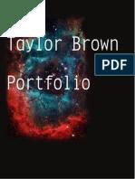 Taylor Brown Portfolio